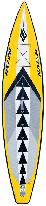 "Naish One Nisco 12'6"" Inflatable SUP"