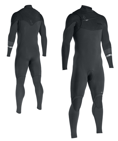 ION 2017 Onyx AMP Front zip 5/4mm Wetsuit