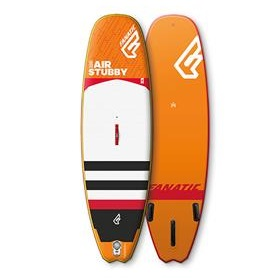 Fanatic Prowave Stubby Air 8'6