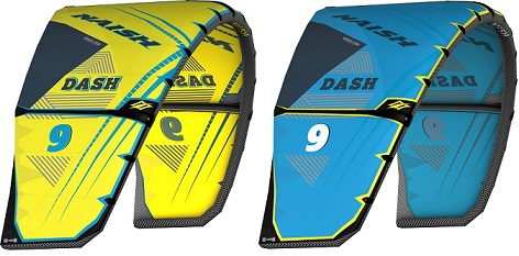 New Clearance 7m Naish Dash 2018