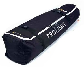 Prolimit Ultra Light Golf Travel Bag 140cm Black