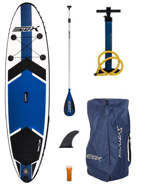 STX Freeride/Allround Inflatable SUP Package