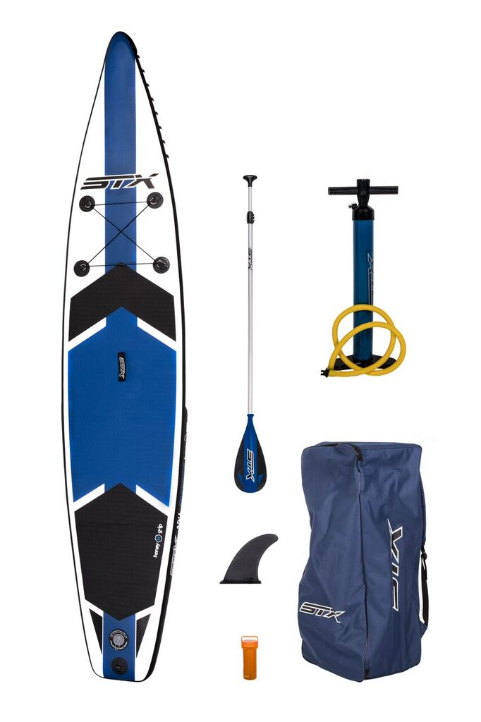 STX Freeride/Touring Inflatable SUP Package