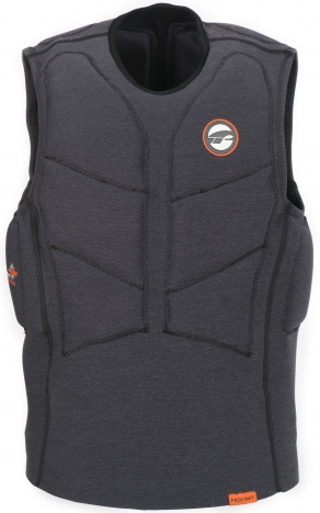 Prolimit Half Padded Impact Vest Black