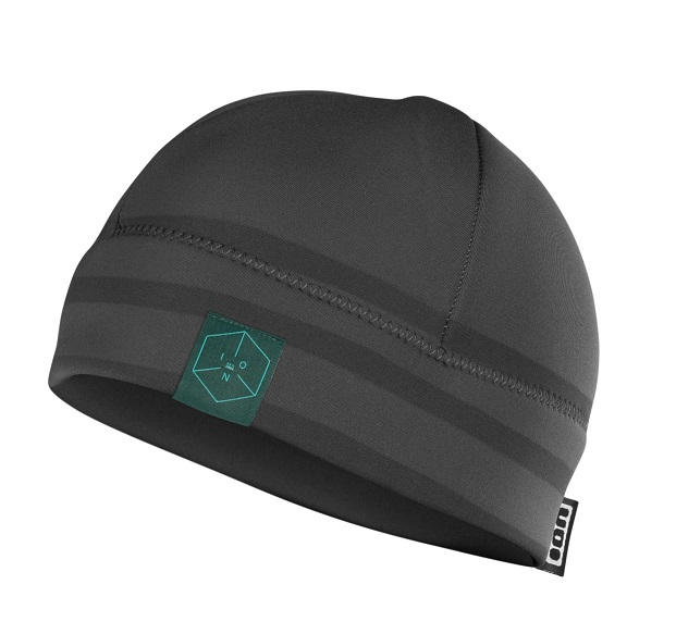 ION Neo Logo Beanie Charcoal