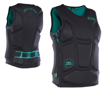 ION Collision Impact Vest Side Zip