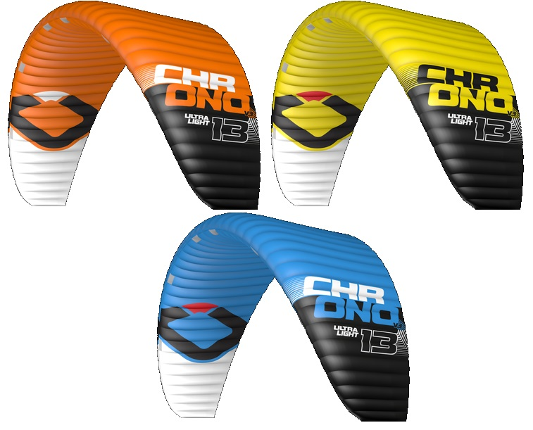 Ozone Chrono V3 Ultralight Foil Kite