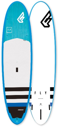 Fanatic Fly Bamboo Edition SUP