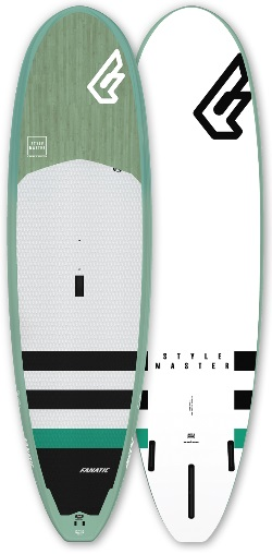 Fanatic Stylemaster Bamboo Edition SUP