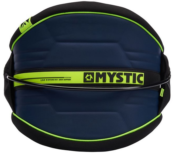 Mystic Arch 2019 Waist Harness Navy/Lime