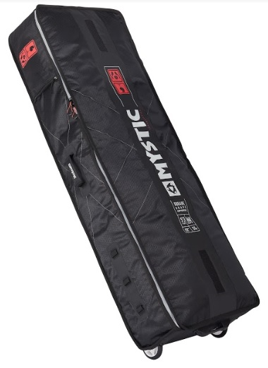 Mystic Matrix Travel Board Bag With Wheels