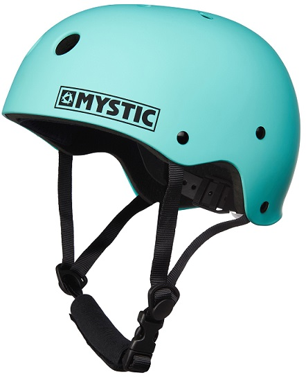 Mystic MK8 Kiteboard / Wake Safety Helmet Mint/Grey