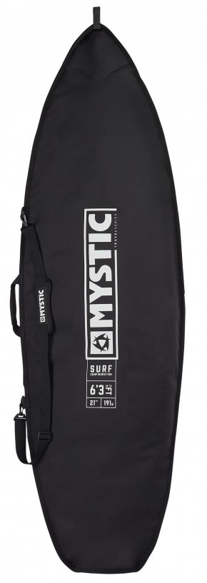 Mystic Star Single Surf Board Bag Black