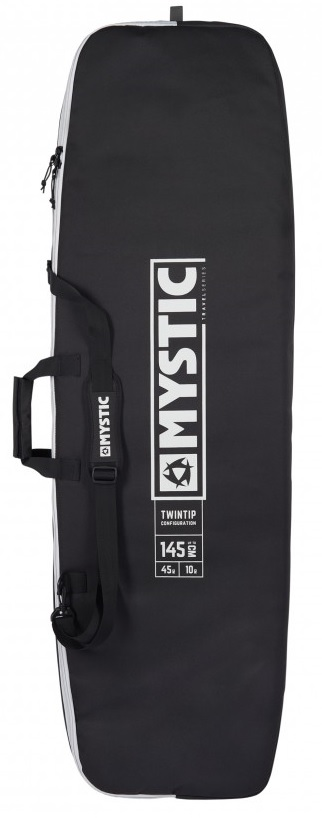 Mystic 145cm Star Kite Single Twintip Board Bag Black