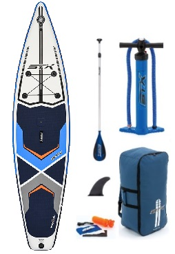STX Touring 11ft6 Inflatable SUP Package