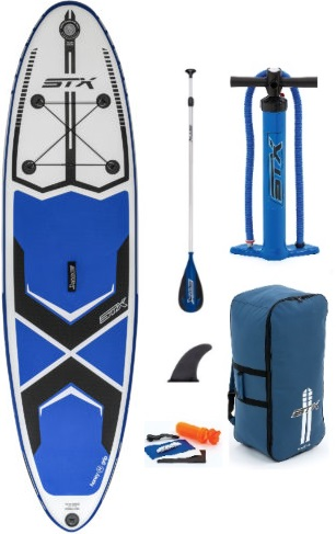 STX Freeride/Allround 9ft8 Inflatable SUP Package