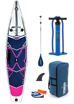 STX X-Light 11ft6 Touring Inflatable SUP Package
