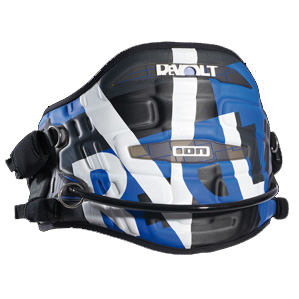 ION Revolt Kite Waist Harness 2013 (Blue white black)