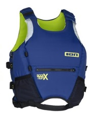 ION Kite, Windsurf & Wakeboard Booster X Vest Blue