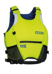 ION Kite, Windsurf & Wakeboard Booster X Vest Lime