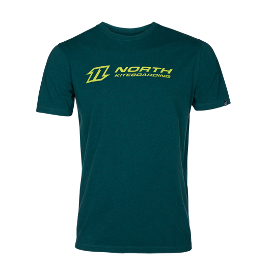 North Promo T-Shirt (Green)