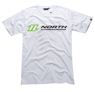 North Promo T-Shirt (White)