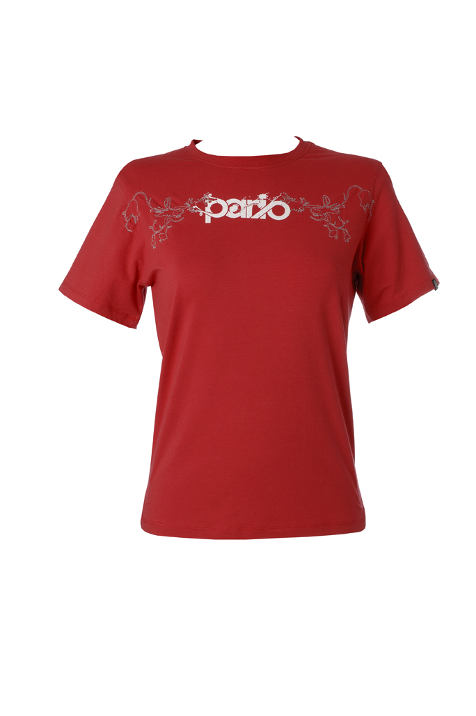 "North ""Paris"" T-shirt (Red)(Girls)"