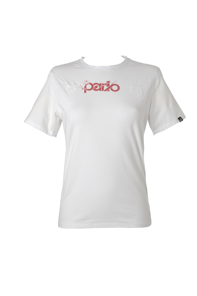"North ""Paris"" T-shirt (White) (Girls)"