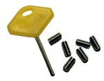 FCS Fin Screws And Key