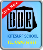 Kitesurf Kiteboarding School Tuition Lessons West Sussex Wittering Bracklesham