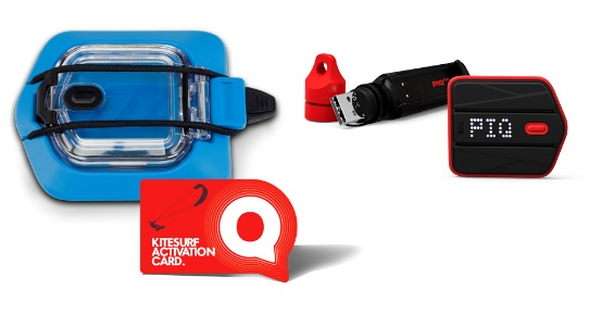 PIQ Multisports Sensor + Kiteboard Accessories