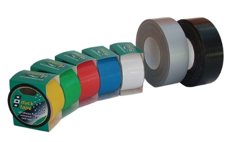 PSP Duck Tape Clear 50mm x 5m
