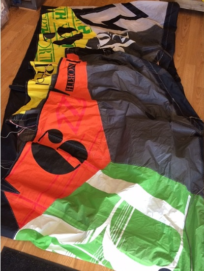 S/H North Rebel 2012 9m Kite Only