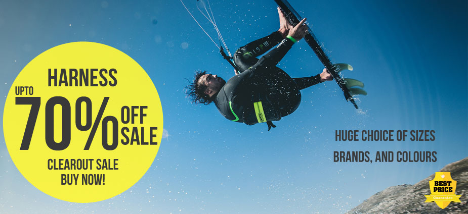 cheap kite harness