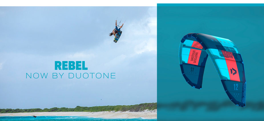 duotone rebel kite