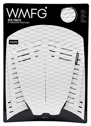 WMFG Classic Surf Six Pack Traction Deck Pad Set